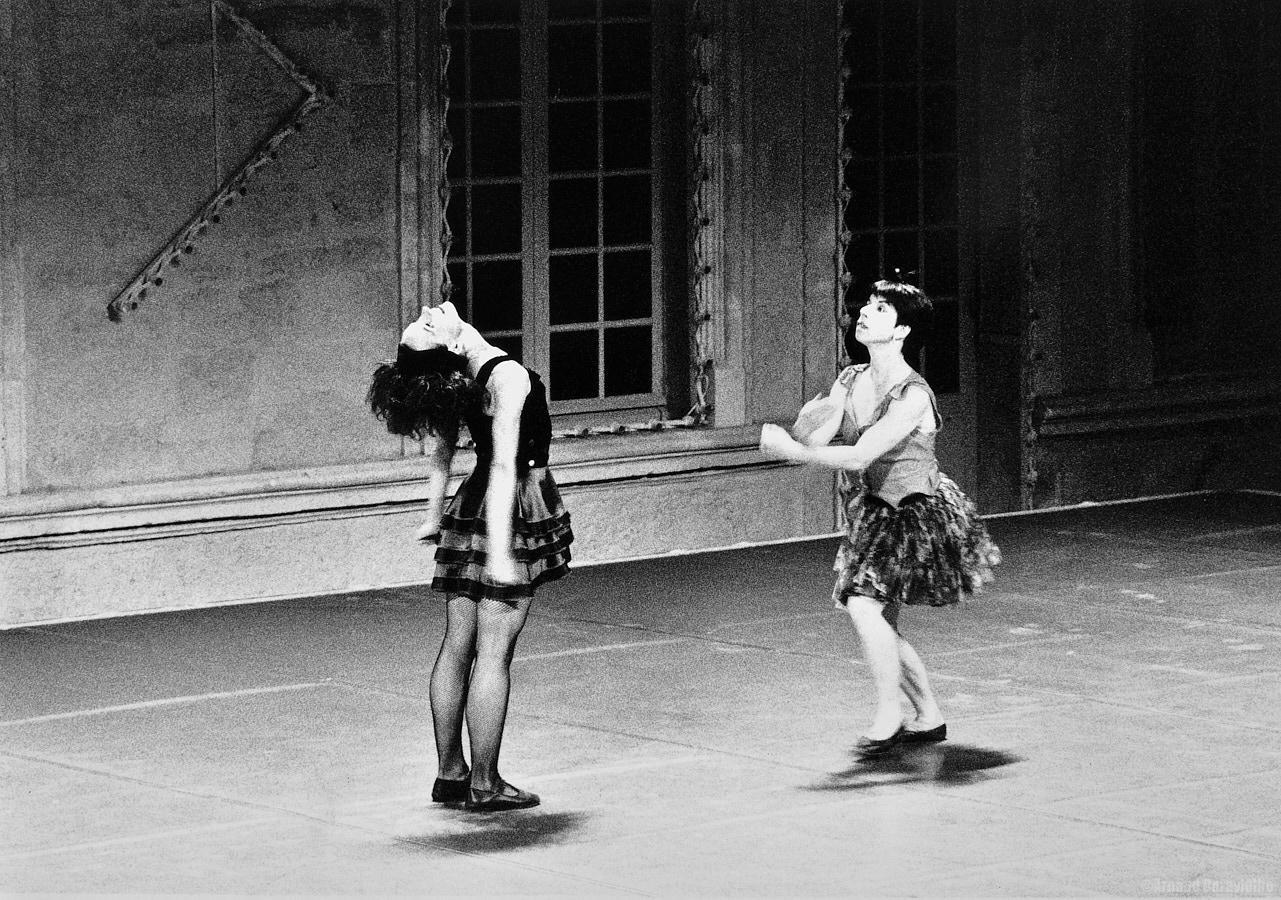 """Dominique, Bagouet, """"Le saut de l'Ange"""" - Festival Montpellier Danse 1993"""