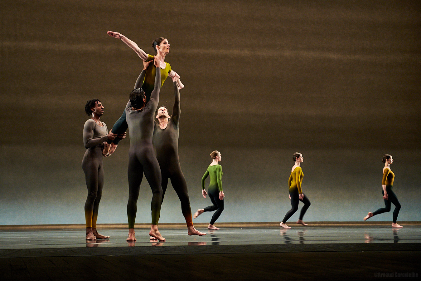 """Ballet de l'Opéra de Lyon / Merce Cunningham """"Exchange"""" - Festival Montpellier Danse 2019"""