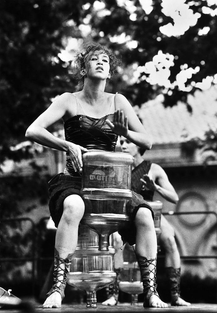 Batsheva Dance Company - Festival Montpellier Danse 1994