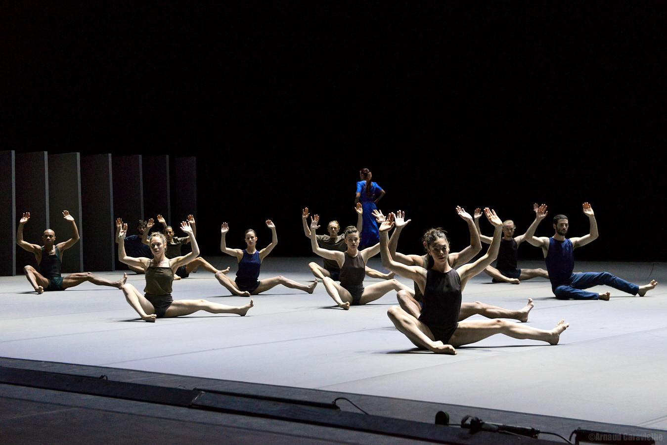 "Batsheva Dance Company, ""Last Work"" - Festival Montpellier Danse 2015"