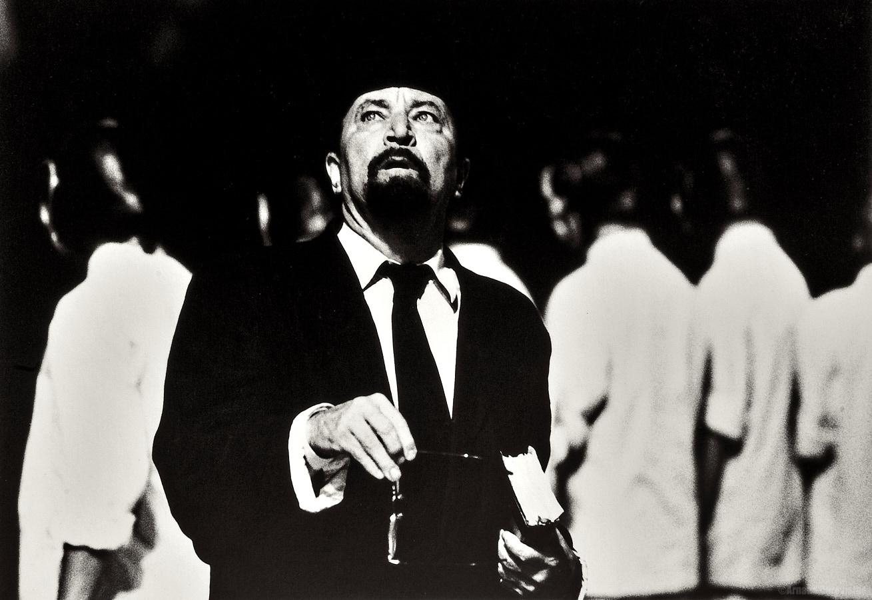"""Maurice Béjart, """"King Lear"""" - Festival Montpellier Danse 1994"""