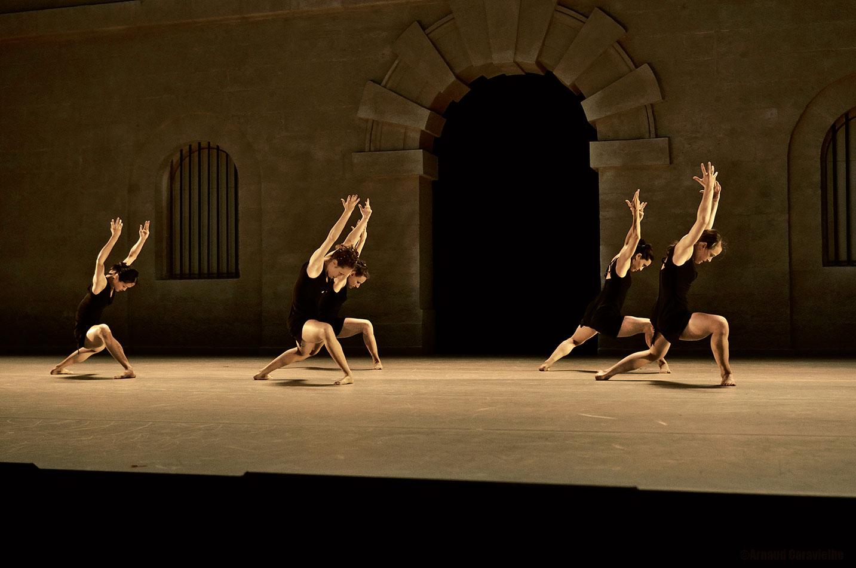 "Ohad Naharin-Batsheva Dance Company, ""Project5"" - Montpellier Danse 2011"