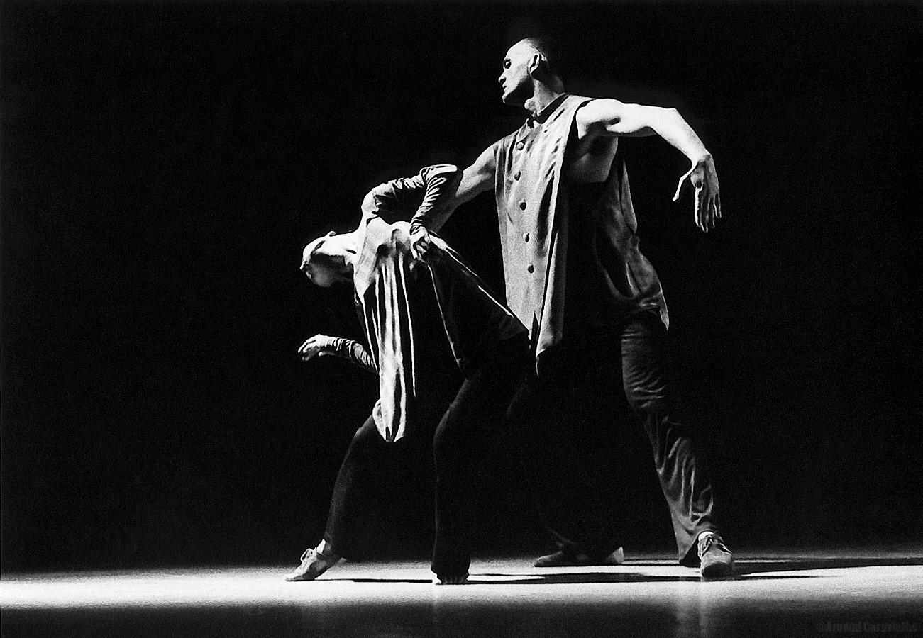 "Compagnie Taffanel, ""Hors Champs"" - Festival Montpellier Danse 1992"