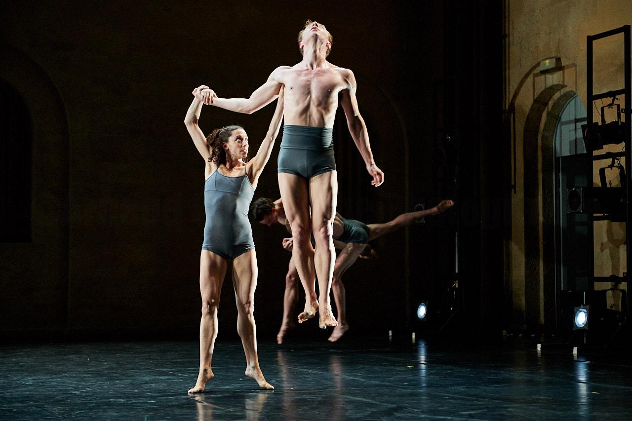 "Stephen Petronio Company - Merce Cunningham, ""American Landscapes""- Montpellier Danse 2019"