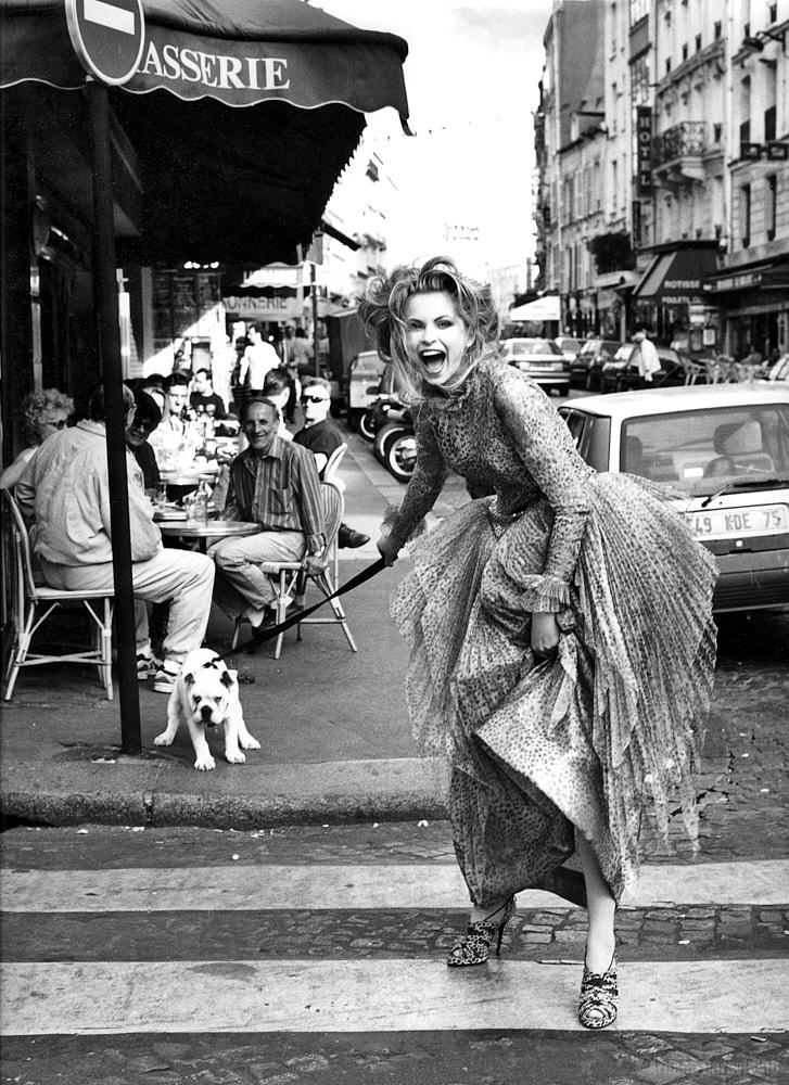 Andréa, Saint-Germain-des-Prés