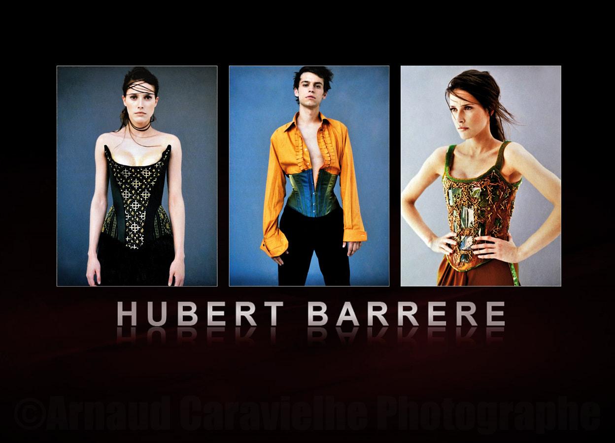 Corsets Hubert Barrere