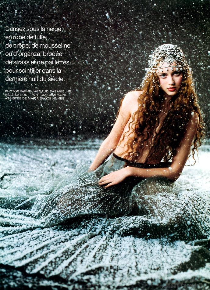 """""""Winter"""", magazine FEMME"""