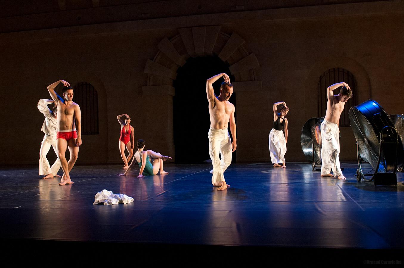 "Trisha Brown Dance Company, ""Astral Convertible"" - Festival Montpellier Danse 2013"