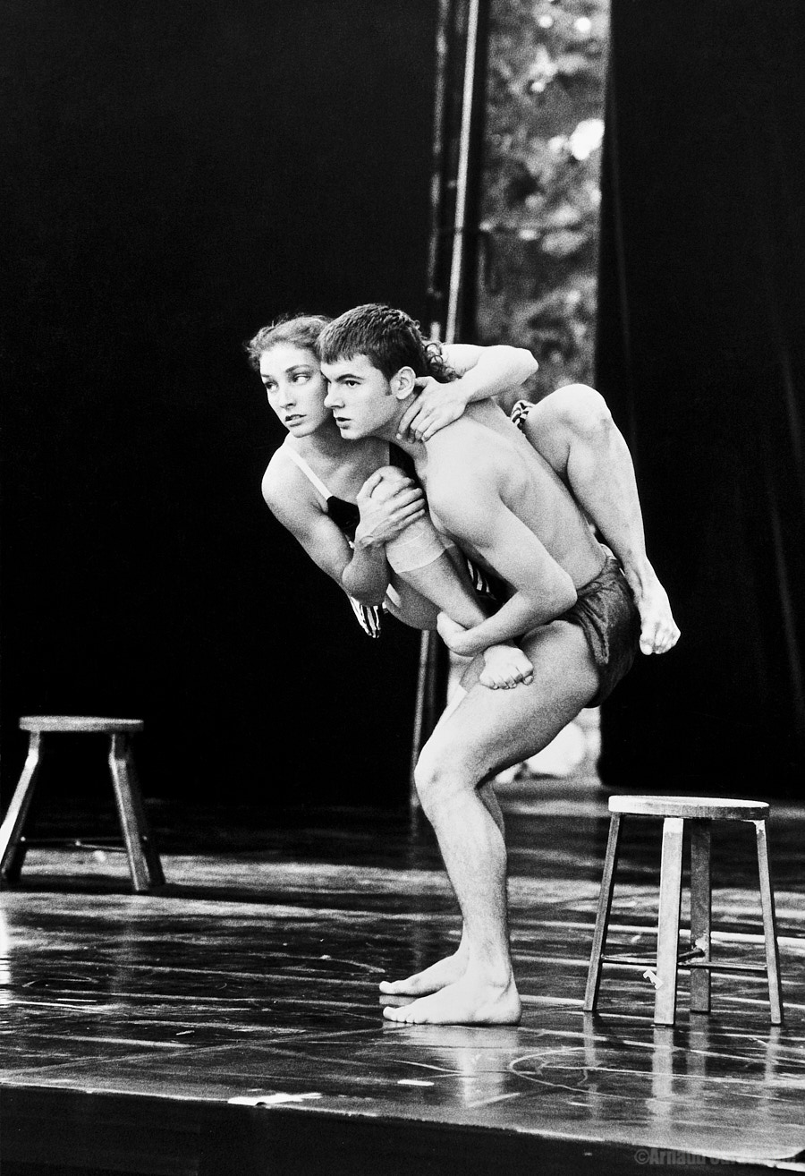 Ballets de Nancy, Festival Montpellier Danse 1994