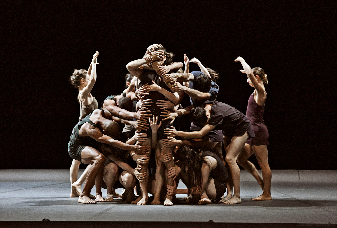 "Batsheva Dance Company, ""Last Work""- Festival Montpellier Danse 2015"