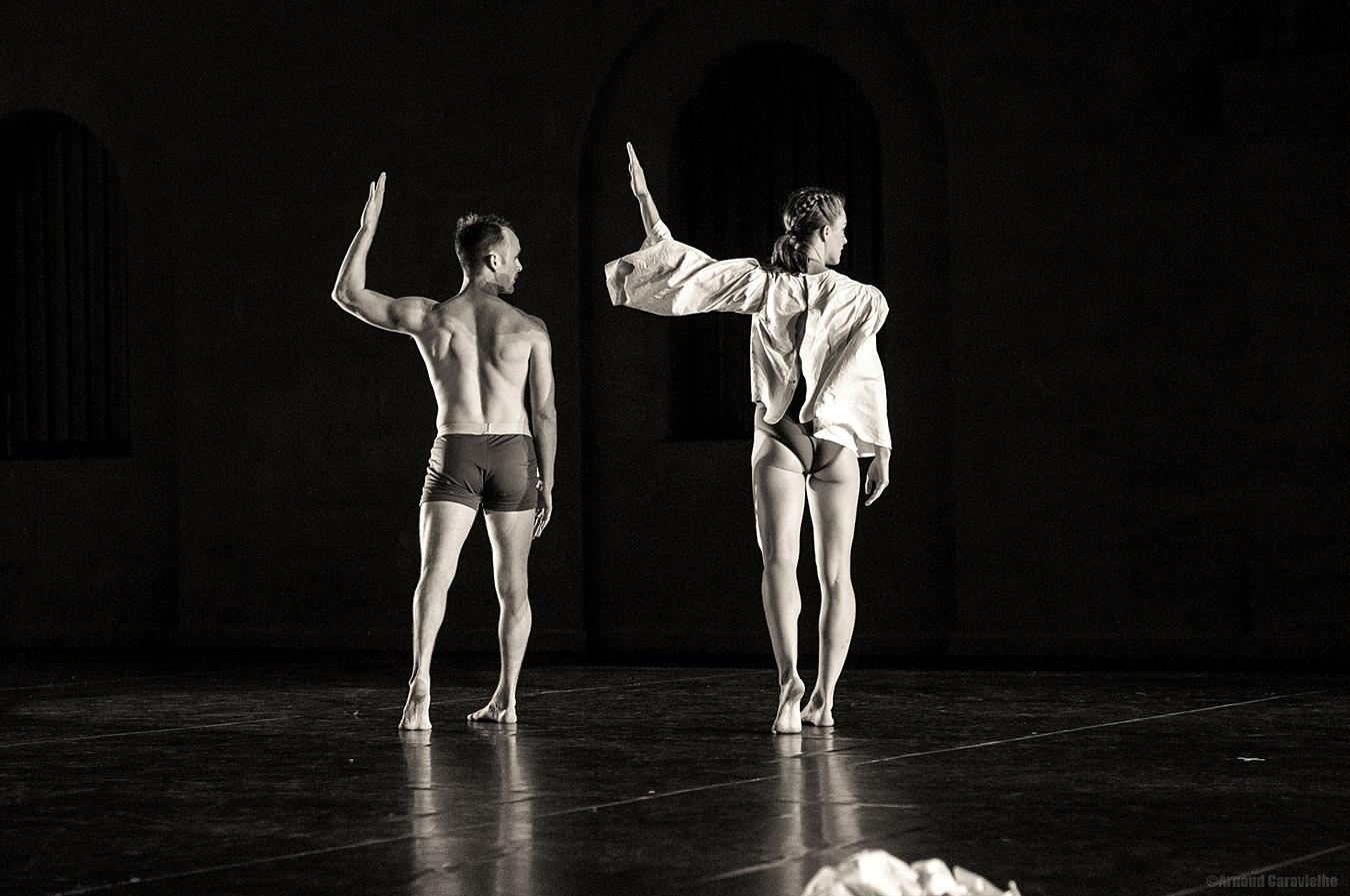 "Trisha Brown, ""Astral convertible"" - Festival Montpellier danse 2013"