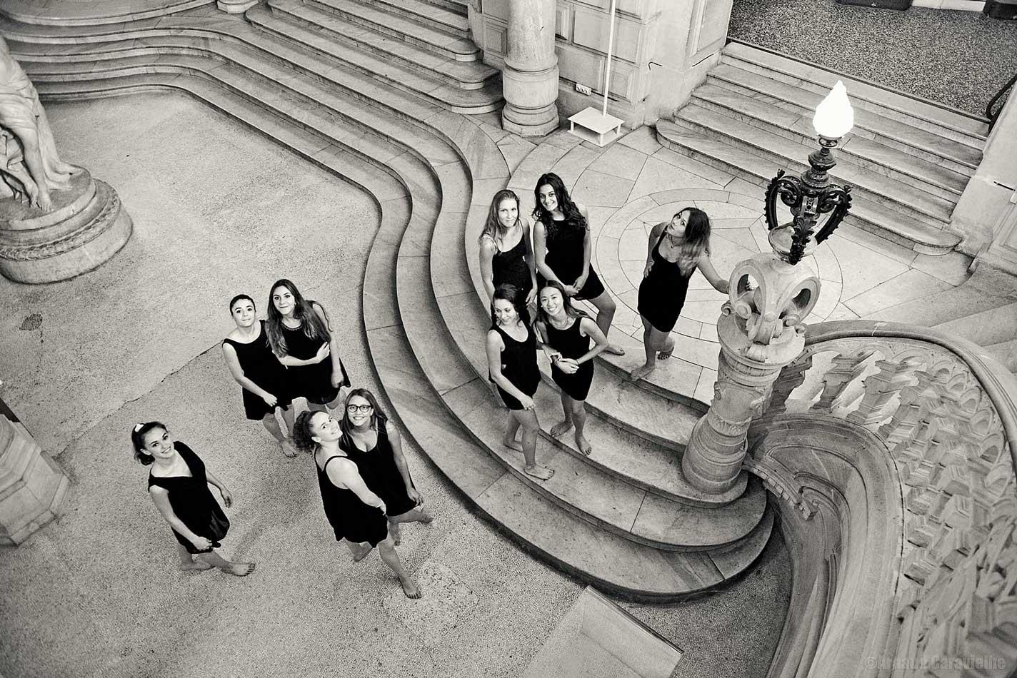 Conservatoire de danse de Montpellier à l'opéra Comédie