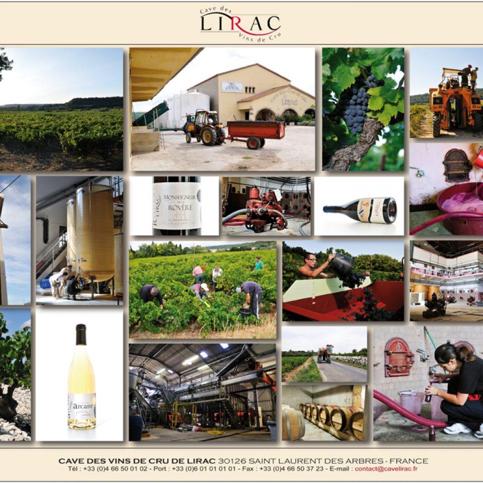 Cave des vins de cru de Lirac