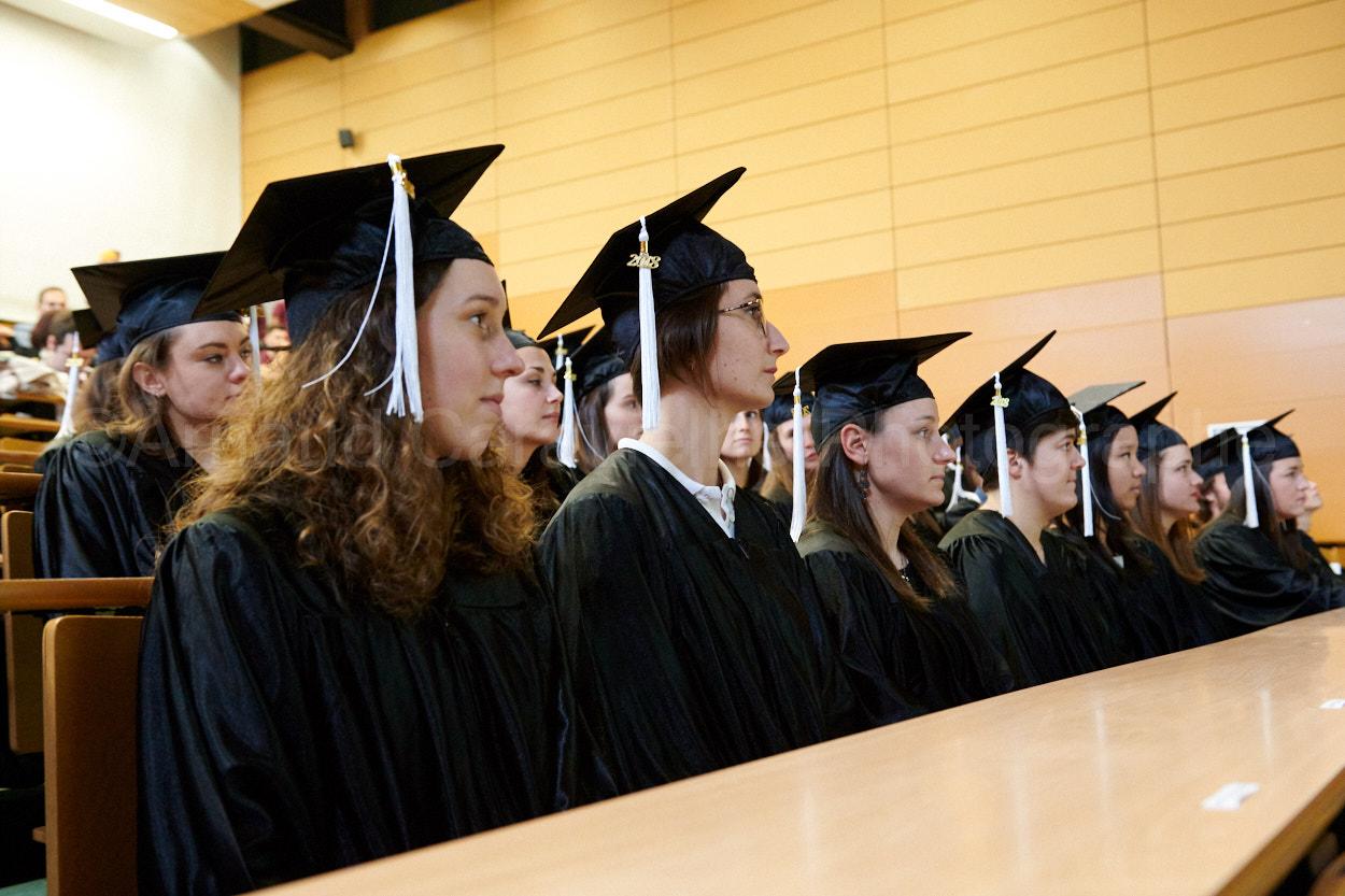 Remise de diplômes UFR Staps Montpellier