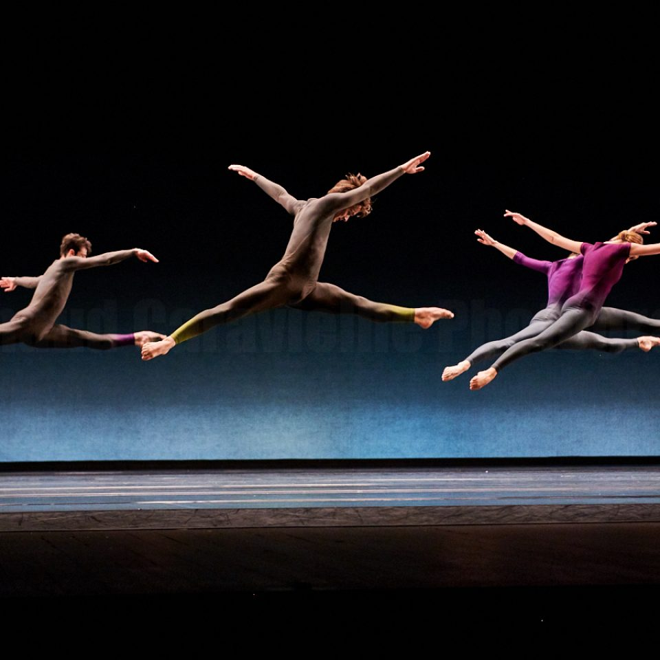 Ballet de Lyon – Merce Cunningham